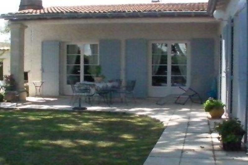 Location de vacances - Villa à Morières-lès-Avignon
