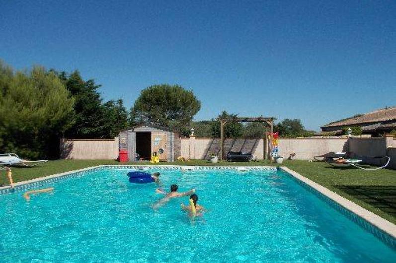 Location de vacances - Gîte à Cazalrenoux