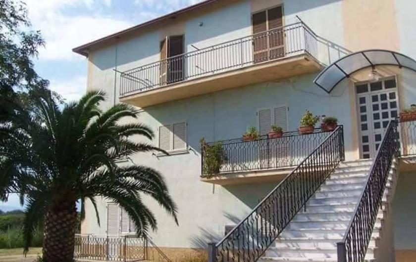 Location de vacances - Appartement à Apollinara