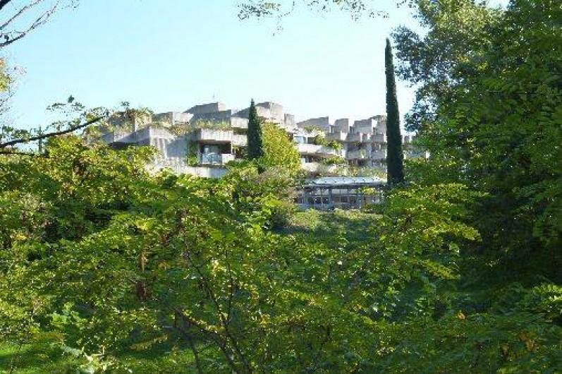 Location de vacances - Studio à Vallon-Pont-d'Arc