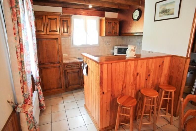 Location de vacances - Gîte à Lacrouzette - Hameau de Thouy - Tarn -      Sidobre en Occitanie Gite La Vallée Cuisine