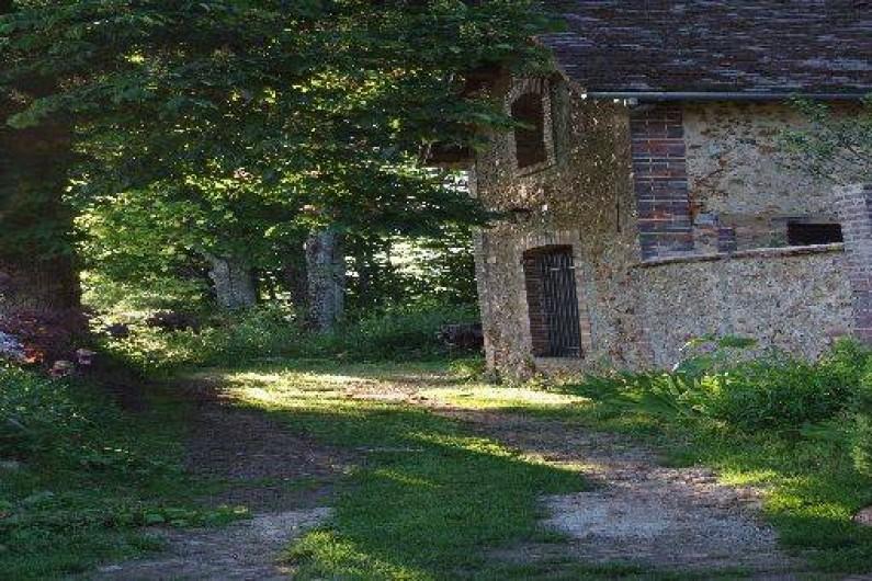 Location de vacances - Gîte à Saint-Julien-du-Sault