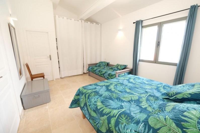 Location de vacances - Villa à Aureille - Chambre double