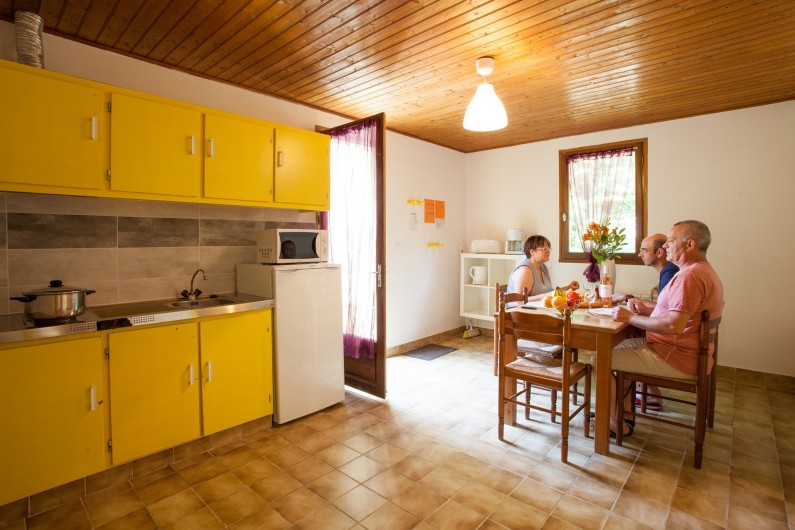 Location de vacances - Gîte à Calviac-en-Périgord - piece principale