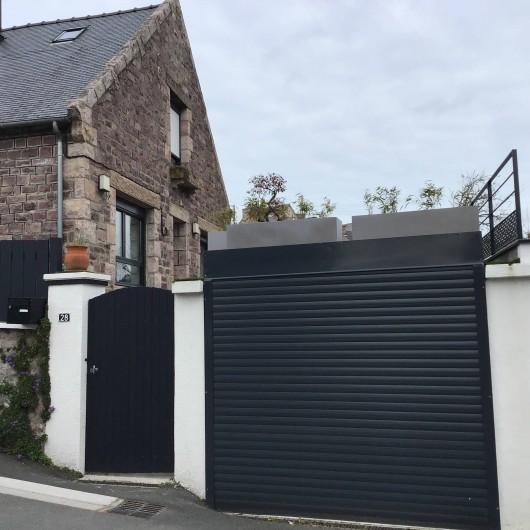 Location de vacances - Maison - Villa à Erquy - Garage, ouverture automatisée, sur rue