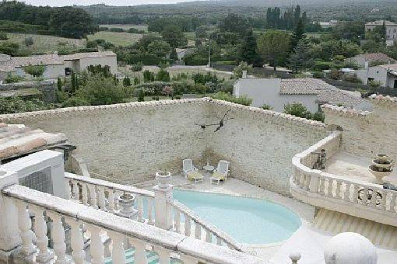 Location de vacances - Gîte à Chamaret
