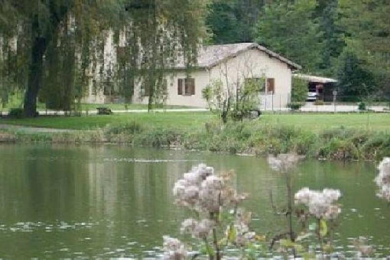 Location de vacances - Gîte à Beauregard-Baret