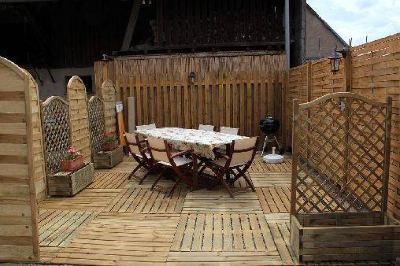 Location de vacances - Gîte à Aspach-le-Bas