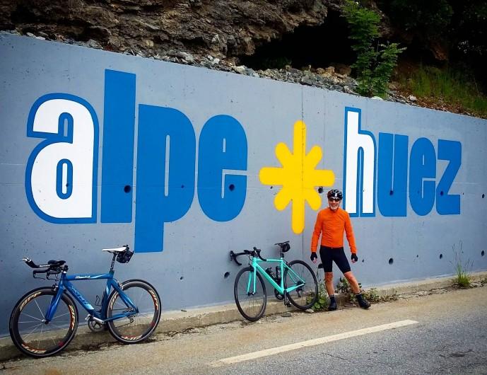 Location de vacances - Maison - Villa à Le Bourg-d'Oisans - L'Alpe d'Huez, 10 minutes par velo