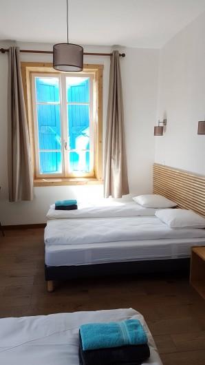 Location de vacances - Maison - Villa à Le Bourg-d'Oisans - Chambre pour 3 personnes