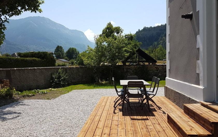Location de vacances - Maison - Villa à Le Bourg-d'Oisans