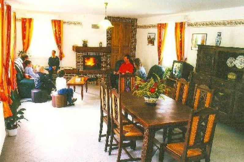 Location de vacances - Gîte à Wamin