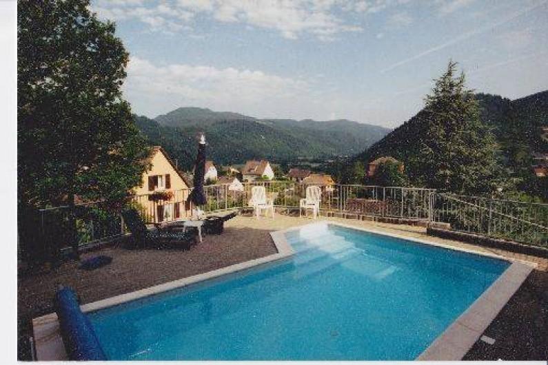 Location de vacances - Gîte à Oderen