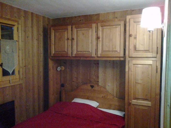 Location de vacances - Appartement à Valloire - Chambre 2