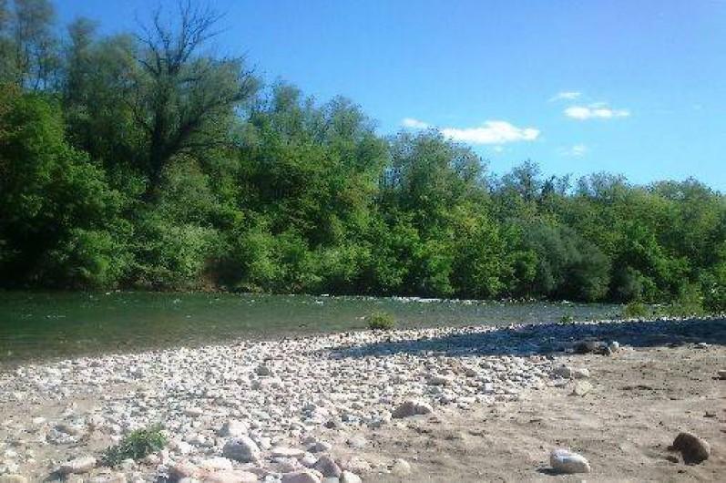 Location de vacances - Chalet à Saint-Alban-Auriolles - Rivière Le Chassezac,  chalet Sud Ardèche Rev'o Thijol