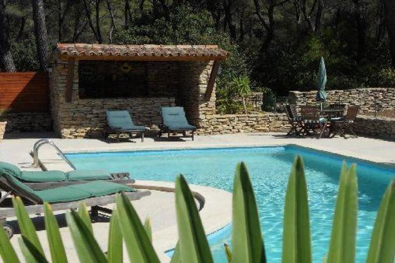 Location de vacances - Villa à Le Beausset
