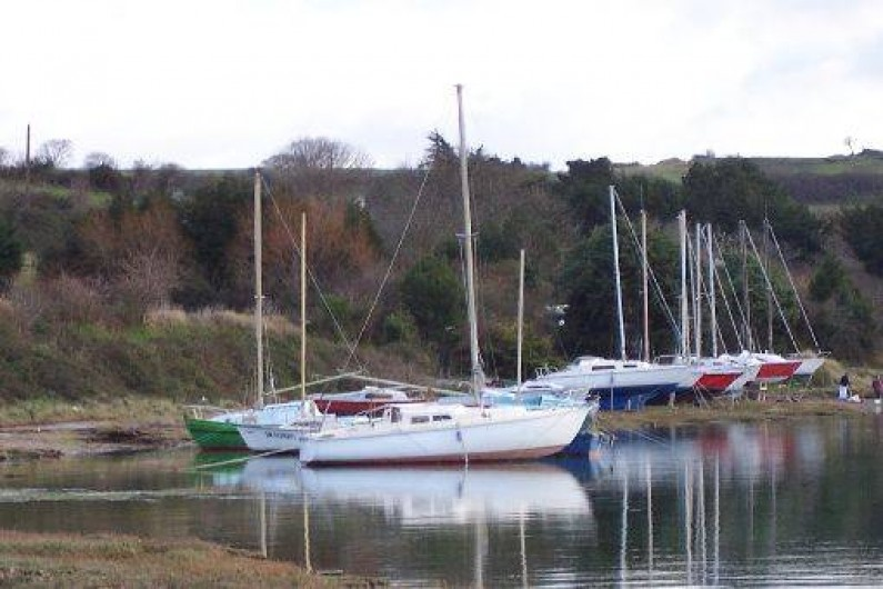 Location de vacances - Maison - Villa à Saint-Jouan-des-Guérets - Port de plaisance à 500m