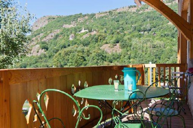 Location de vacances - Appartement à Le Freney-d'Oisans