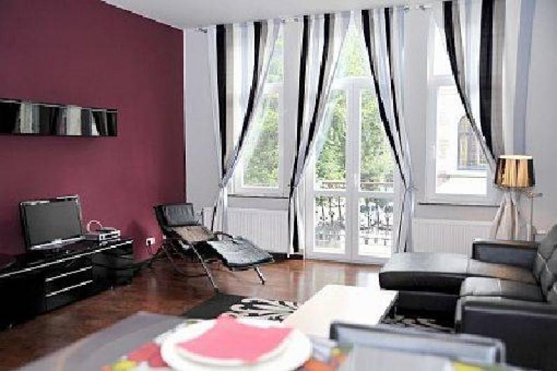 Location de vacances - Appartement à Bruxelles
