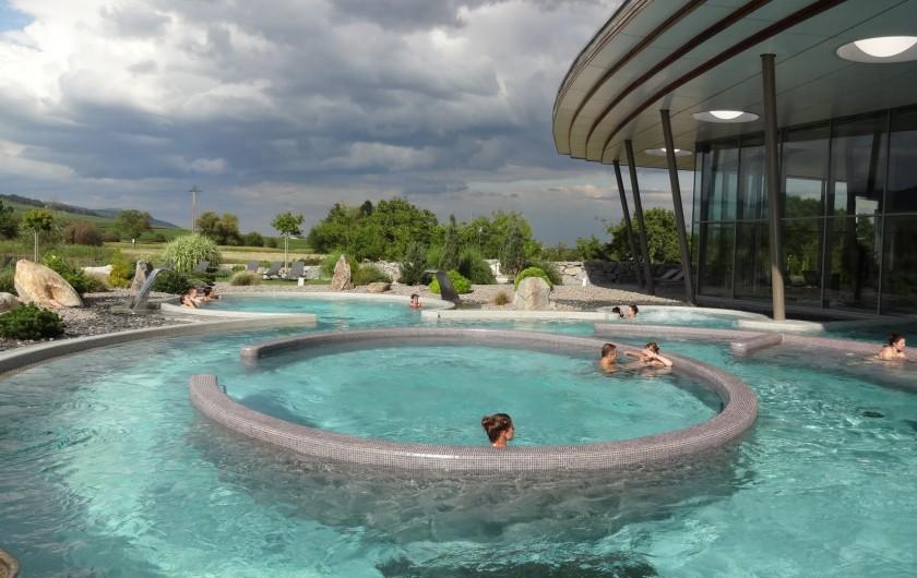 Location de vacances - Gîte à Ribeauville - Balnéo  Resort Barrière de Ribeauvillé