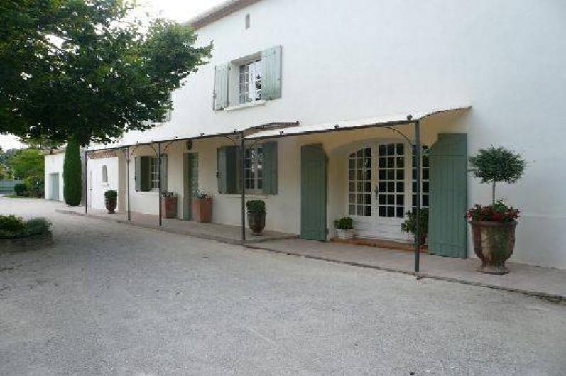 Location de vacances - Mas à Saint-Quentin-la-Poterie