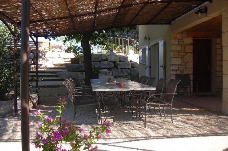 Location de vacances - Villa à Vallon-Pont-d'Arc