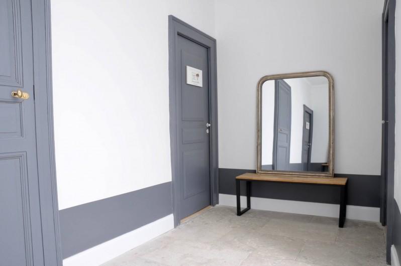 Location de vacances - Chambre d'hôtes à Frontignan - Palier chambres