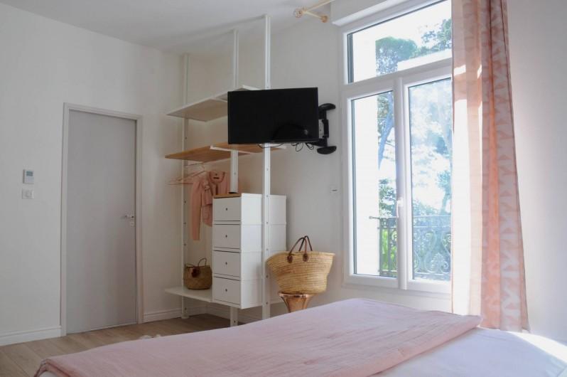 """Location de vacances - Chambre d'hôtes à Frontignan - Chambre double """"Poetic"""""""