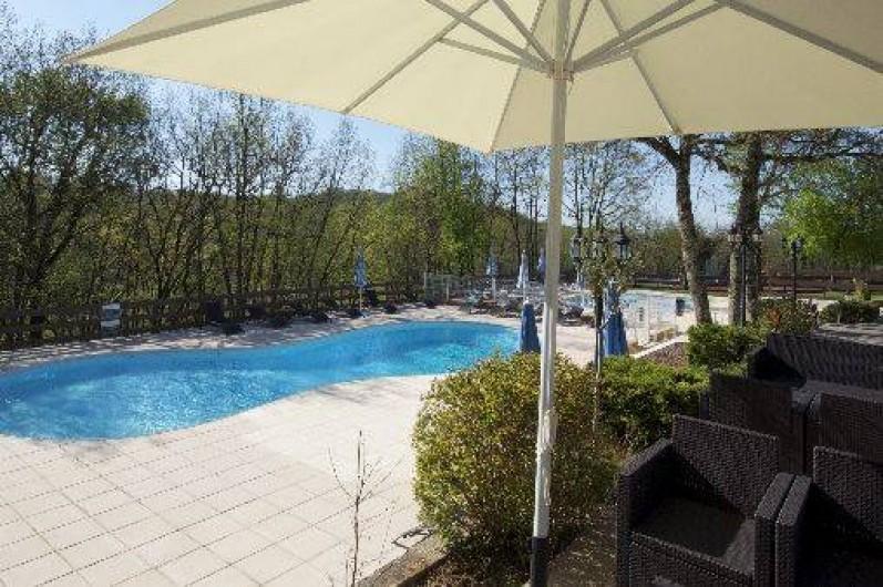 Location de vacances - Chalet à Lachapelle-Auzac