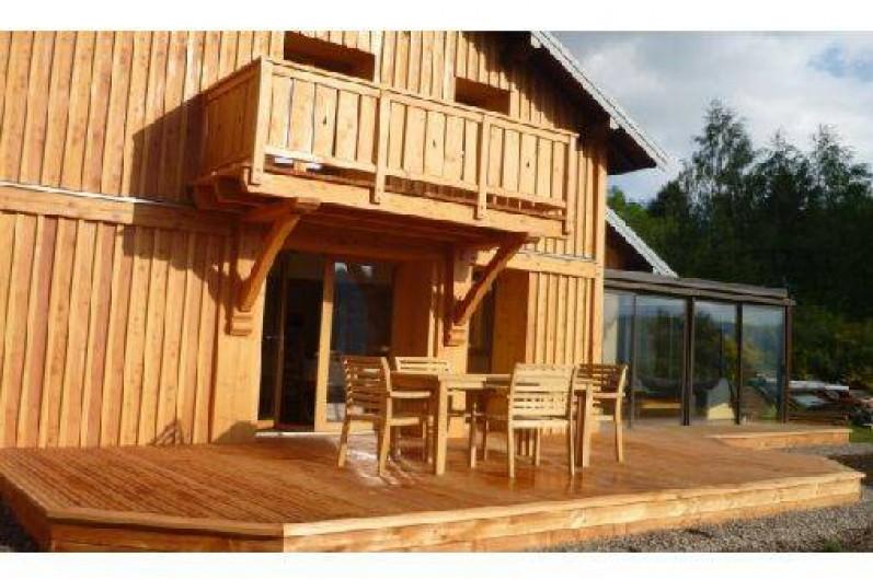 Location de vacances - Chalet à Ramonchamp