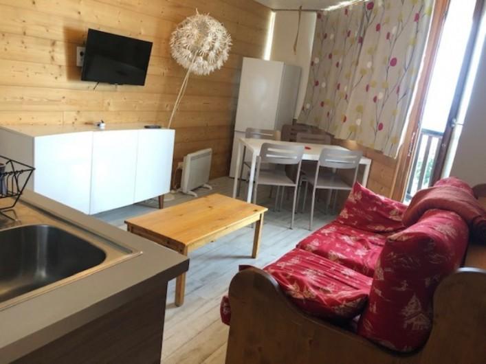 Location de vacances - Appartement à Chamrousse - SALON