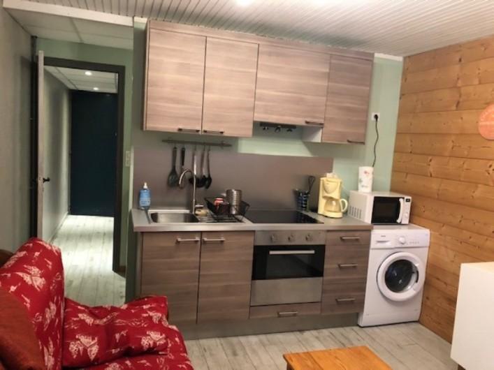 Location de vacances - Appartement à Chamrousse - CUISINE