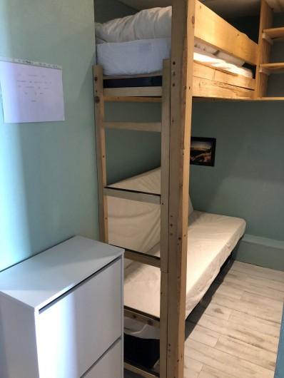 Location de vacances - Appartement à Chamrousse - COIN NUIT 1
