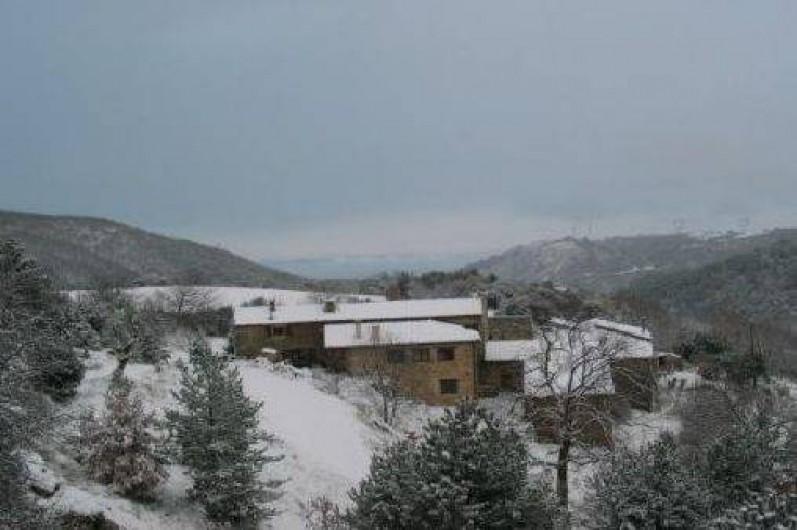 Location de vacances - Gîte à Gilhac-et-Bruzac