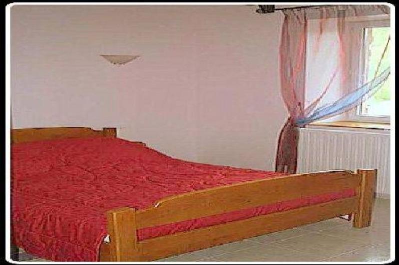 Location de vacances - Gîte à Villecomtal - chambre