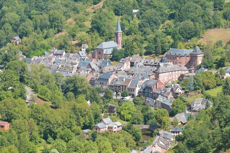 Location de vacances - Gîte à Villecomtal - le village