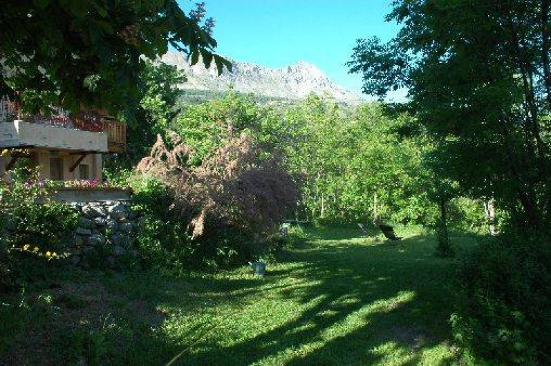 Location de vacances - Gîte à Chorges