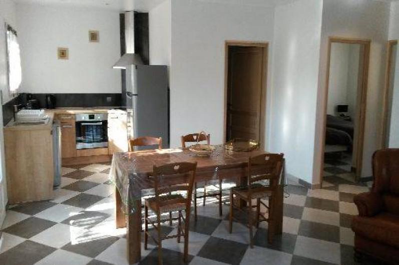 Location de vacances - Villa à Vinezac