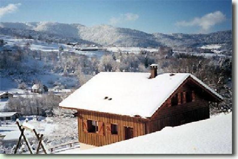 Location de vacances - Chalet à Saint-Maurice-sur-Moselle