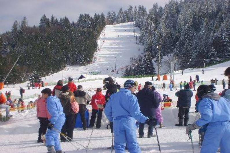 Location de vacances - Appartement à Gérardmer - Ski à la Mauselaine Gérardmer