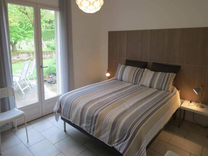 Location de vacances - Maison - Villa à Paris-l'Hôpital - Chambre double lit