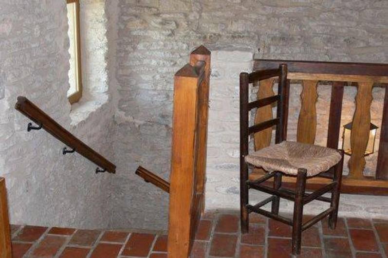 Location de vacances - Gîte à Goult - Accès à la chambre