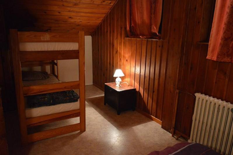 Location de vacances - Chalet à Le Grand Valtin - Chambre 2