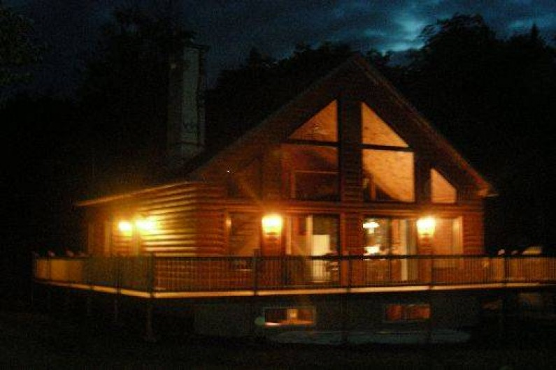 Location de vacances - Chalet à Wentworth-Nord