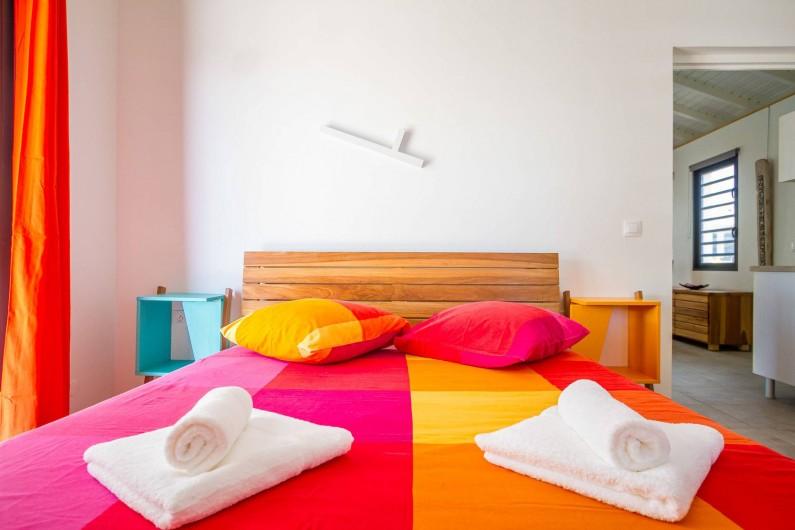 Location de vacances - Villa à Sainte-Anne - Iguane House Villas & Micro Spa Villa Passion  chambre 1