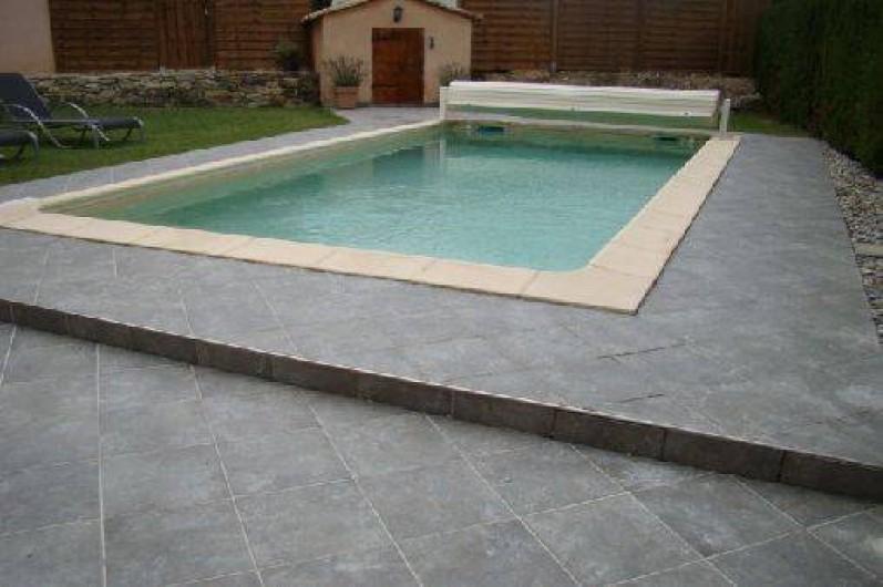Location de vacances - Villa à Beaumont-du-Ventoux