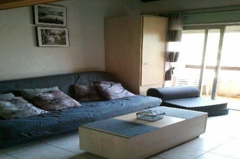 Location de vacances - Appartement à Le Boulou - Vue intérieure