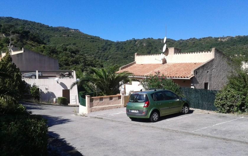 Location de vacances - Appartement à Le Boulou - Vue extérieure