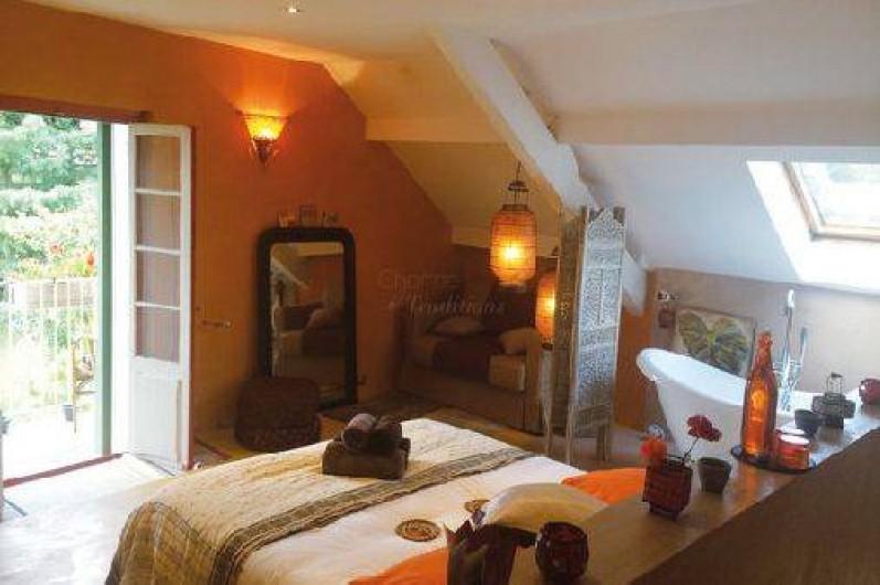 Location de vacances - Chambre d'hôtes à Grésy-sur-Aix