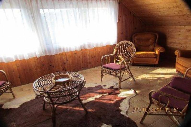 Location de vacances - Chalet à Geishouse